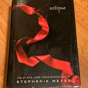 Eclipse By Stephenie Meyer Hard Cover - Book 3 Of Twilight Series for Sale in Hollywood, FL