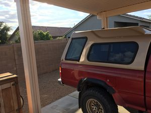 Leer Hightop Camper Shell for Sale in Sun City, AZ