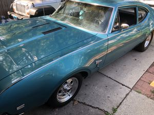 1968 Oldsmobile Cutlass S Holiday for Sale in Oakbrook Terrace, IL