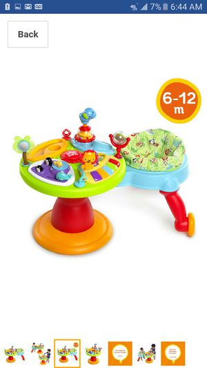 Bright stars baby walker with toy activity center for Sale in Austin, TX