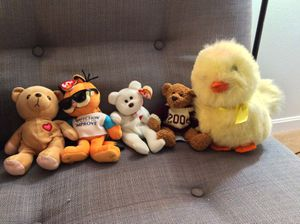Bernie babies and friends for Sale in VA, US