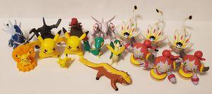 Lot of 17 Pokemon/Nintendo Figures for Sale in St. Petersburg, FL