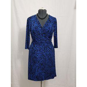 Emma & Michelle wrap dress for Sale in Houston, TX