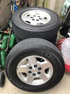 Rims and tires for Sale in Shawnee, KS