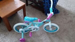 Girl's disney frozen bike for Sale in Pataskala, OH