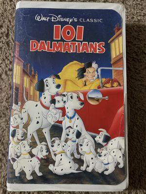 Rare Walt Disney Black Diamond 101 Dalmatians for Sale in Fort Collins, CO