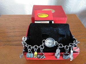 Women's charm bracelet watch for Sale in Pittsburgh, PA