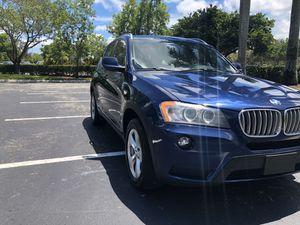 BMW X3 for Sale in Pembroke Pines, FL