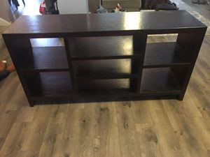 Wood entertainment center for Sale in Grayslake, IL