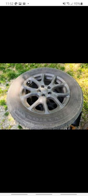 5x110 oem jeep cherokee wheels need gone today for Sale in York, PA