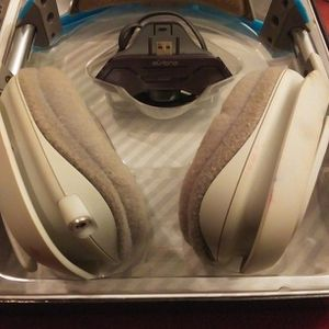 Astro A40 With Max Amp Gaming Headphones for Sale in Tempe, AZ