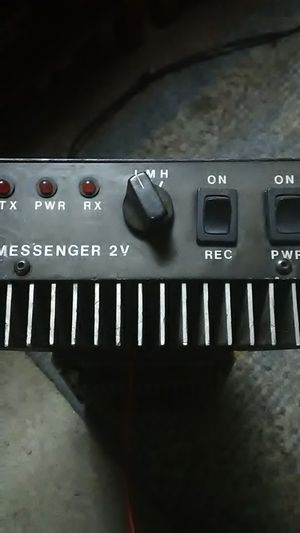 Messenger 200 watt booster with pre amp for Sale in Kearney, NE