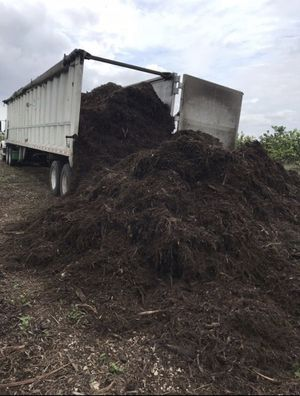 Free mulch for Sale in FL, US