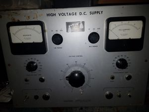 Huge 35kw high voltage dc power supply lab grade for Sale in Sunbury, OH