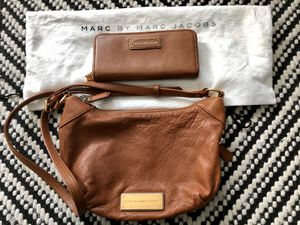 Marc Jacobs Crossbody Bag and Wallet for Sale in Temple City, CA