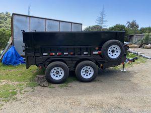 Pj Dump Trailer 5x10 for Sale in Hayward, CA