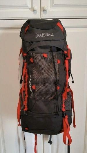 LIKE NEW JanSport KATAHDIN 70 L Hiking Camping Backpack for Sale in Cutler Bay, FL
