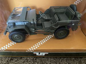 UT Models Willy's Military Jeep for Sale in San Diego, CA