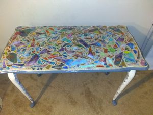 Antique sofa table for Sale in Erial, NJ