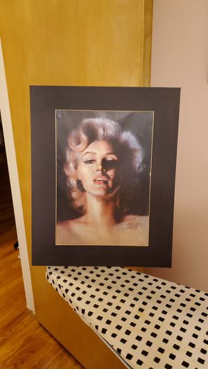 Marilyn picture for Sale in Cleveland, OH