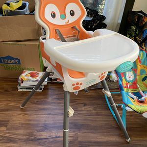 infantino high chair for Sale in Modesto, CA