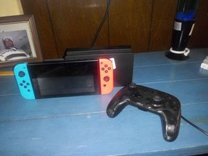 Nintendo switch for Sale in Blackstone, MA