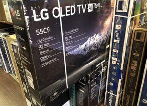 "55"" LG Oled TV Al ThinQ Smart 4K for Sale in San Bernardino, CA"