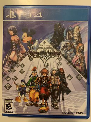 Kingdom Hearts 2.8 - Final Chapter Prologue - PS4 for Sale in Desert Hot Springs, CA