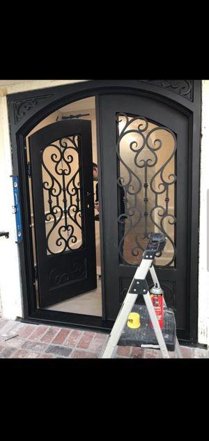 *Luxury iron door * for Sale in Glendale, AZ