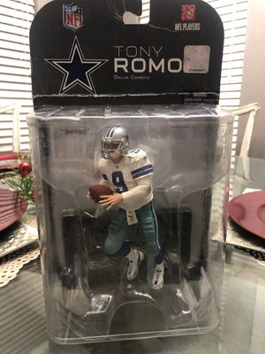 Tony Romo action figure for Sale in Carrollton, TX