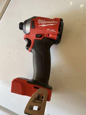 Milwaukee impact drill 18v 3era generación for Sale in Sunnyvale, CA