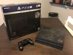 PS4 PRO PlayStation 4 Pro KINGDOM HEARTS 3 LIMITED EDITION USED W/ CONTROLLER for Sale in Washington, DC