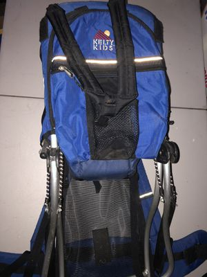 Kelty Kids Trek Blue Backpack Carrier for baby/kids for Sale in San Jose, CA