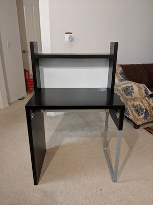 Study Table with Overhead Unit - $40 for Sale in Irvine, CA