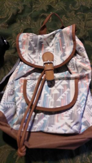 Multicolor small / medium backpack for Sale in Humble, TX