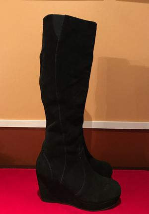 Steve Madden Ashleey Suede Boots Women's 7.5 for Sale in San Bruno, CA