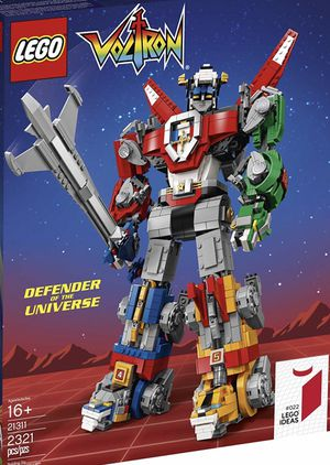 LEGO Ideas Voltron 21311 for Sale in Alexandria, VA