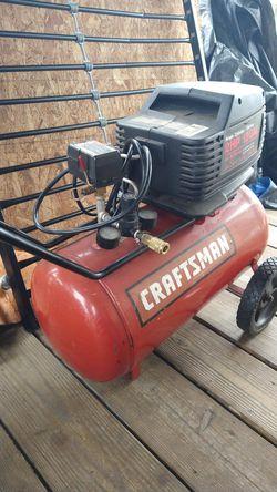 Craftsman 2hp air compressor for Sale in Carlisle,  PA