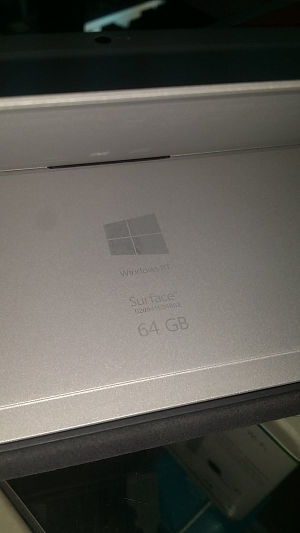 MICROSOFT SURFACE PRO 2 10.6 INCH 64GB WITH KEYBOARD FOR SALE!!!!