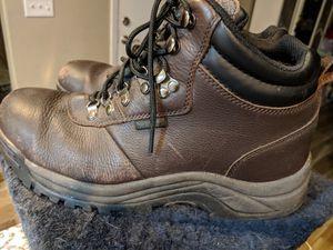 Men's boots. Size 9 1/2 (3E wide) for Sale in Lisle, IL