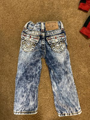 Toddler Boy; Name Brand Clothes & Shoes, True Religion Nike for Sale in Bonney Lake, WA