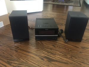 Sony stereo system for Sale in Brea, CA