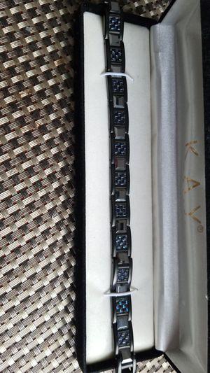 Kay Men's Bracelet for Sale in Saginaw, MI
