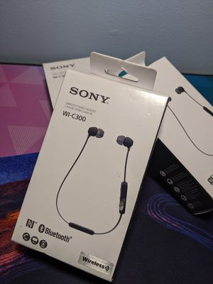 Sony wireless Bluetooth earbuds for Sale in Voorhees Township, NJ