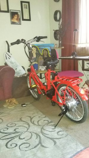 "20""electric bike for Sale in Stockton, CA"