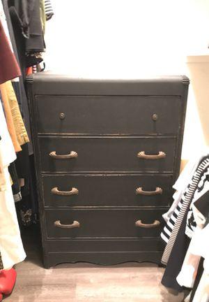 Vintage 5-Drawer Dresser for Sale in Los Angeles, CA