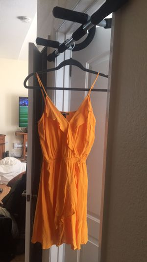 Golden yellow Express dress for Sale in San Francisco, CA