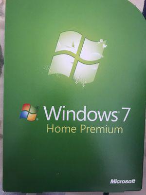 Windows 7 Home Premium DVD for Sale in Los Angeles, CA