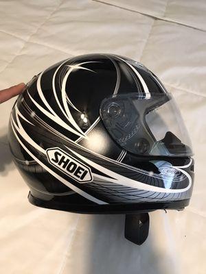 Shoei motorcycle helmet for Sale in Marietta, GA