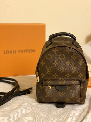 AUTHENTIC Louis Vuitton Mini Palm Spring Backpack 2019 for Sale in San Francisco, CA